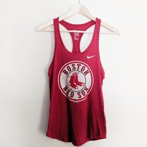 Nike Red Red Sox Tank Size XS